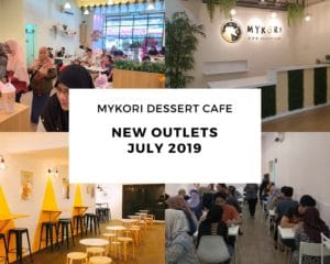 Mykori New Outlets – July 2019